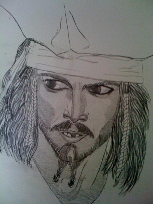 Johnny Depp by mag.
